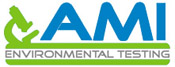 Advanced Mold Inspections by AMI Environmental Testing.